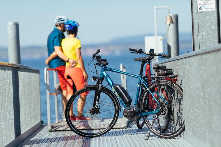 Tour de Suisse City e-Bikes/Trekking e-Bikes/Speed Pedelec/e-Mountainbikes 2018