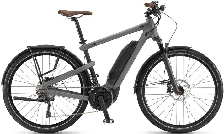 Winora City / Trekking e-Bike Yakun Urban 2017