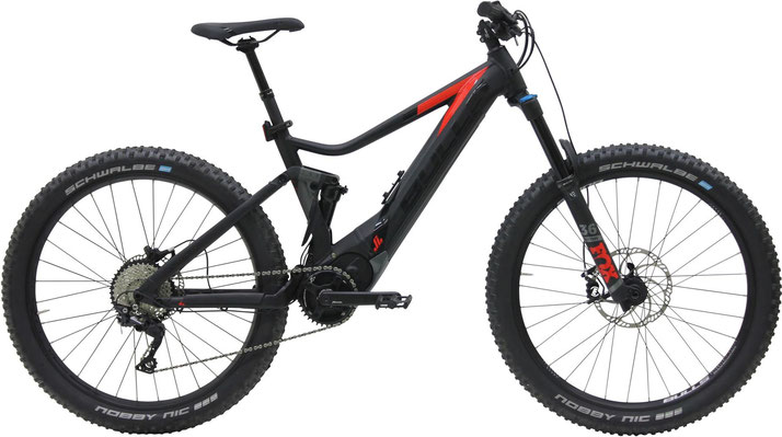 Bulls E-Stream Evo AM 3 27,5+ e-Mountainbike 2019