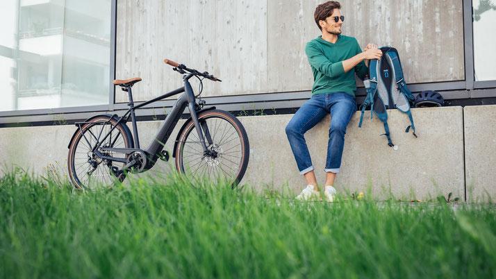 Die Urban EVO e-Bikes von Bulls für 2020