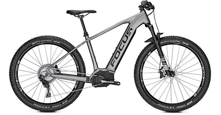 Focus Jarifa² 6.9 Plus e-Mountainbike 2019