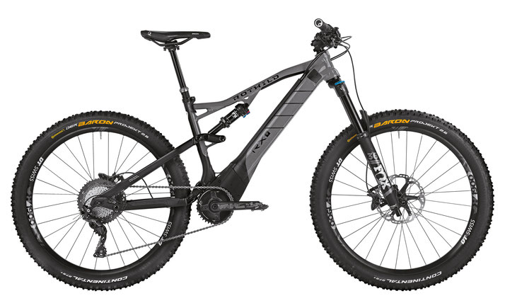 Rotwild R.X+ Trail (27.5) Core e-Mountainbike 2019