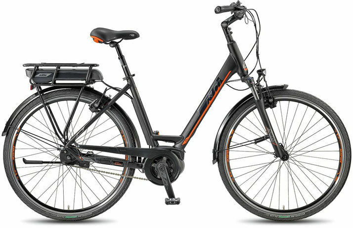 KTM MACINA Classic 8-DI2 CL-A+5I City e-Bike 2018