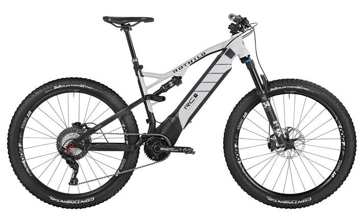 Rotwild R.C+ FS Pro e-Mountainbike 2019