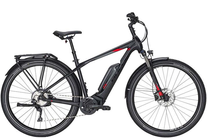 Bulls Iconic E1 e-Mountainbike 2020