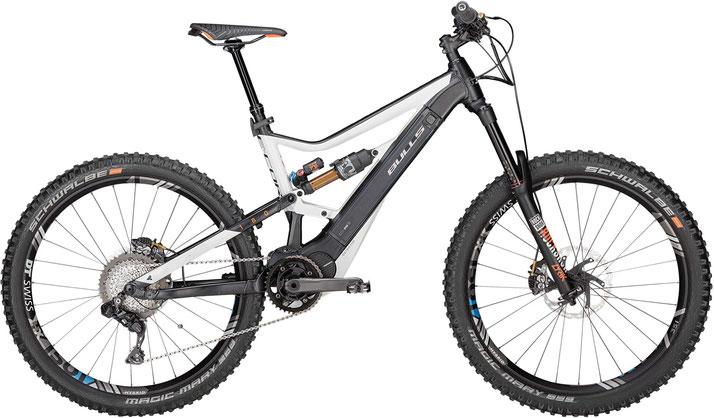 Bulls E-Core Evo EN Di2 27,5+ e-Mountainbike 2019