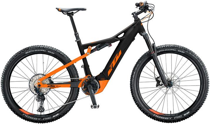 KTM Macina Lycan 271 e-Mountainbike 2020