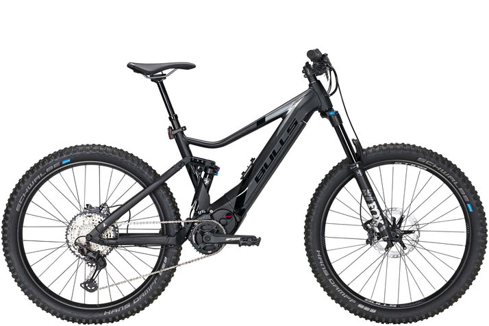 Bulls E-Stream Evo AM4 27,5+ e-Mountainbike 2020