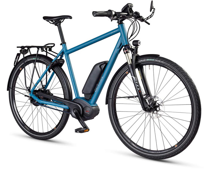 MTB Cycletech Pura Vida Luz Man e-Bikes 2020