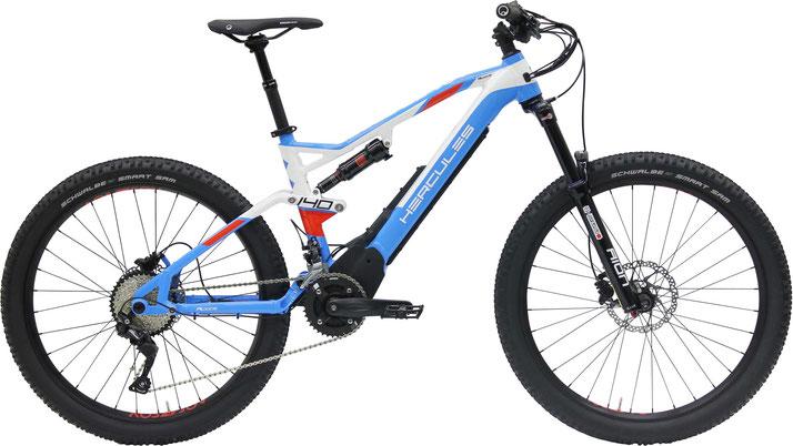 Hercules Nos FS Sport I - e-Bikes 2019