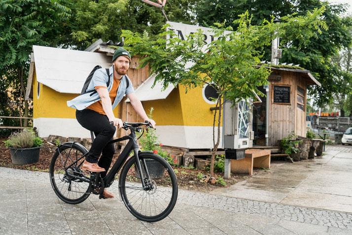 Kalkhoff Berleen City e-Bikes 2018