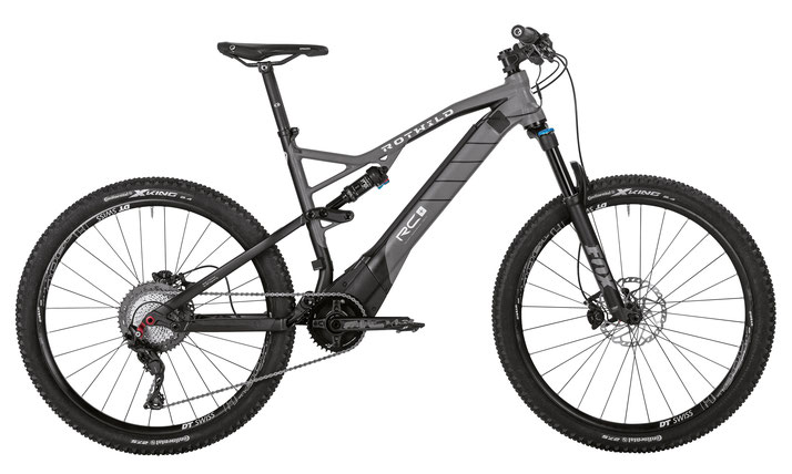 Rotwild R.C+ FS Core e-Mountainbike 2019