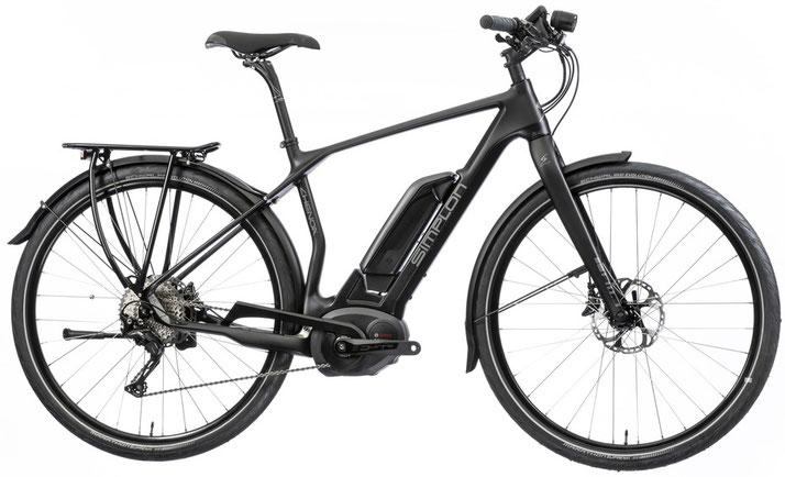 Simplon Chenoa HS City/Trekking e-Bikes 2019
