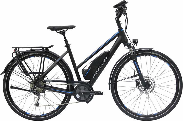 Hercules Alassio e-Bikes 2019