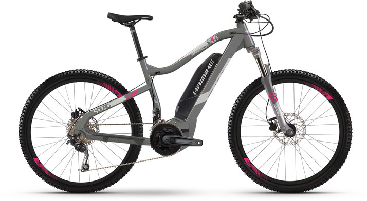 Haibike SDURO HardLife 3.0 Ladies - 2018