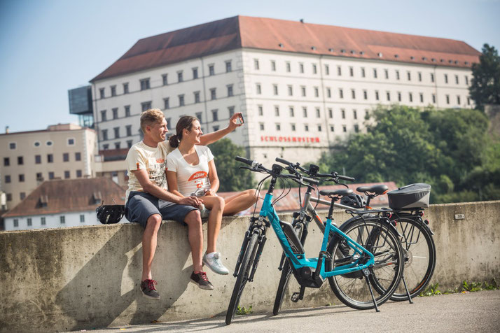 KTM Macina Mila Trekking e-Bikes 2019