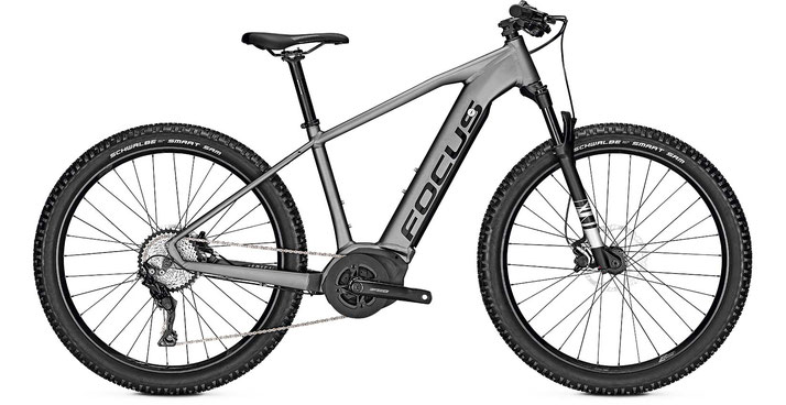 Focus Jarfia² 6.7 Plus e-Mountainbike 2019