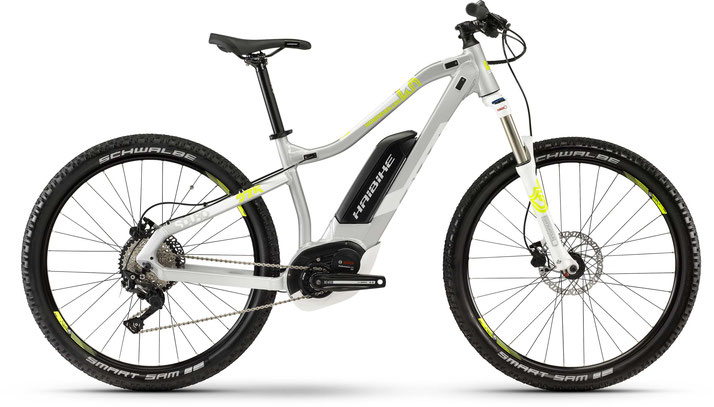 Haibike SDURO HardLife 4.0 Ladies - 2018