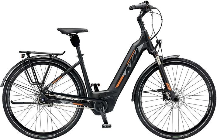 KTM e-Bikes, Macina City 5 P5 - 2019