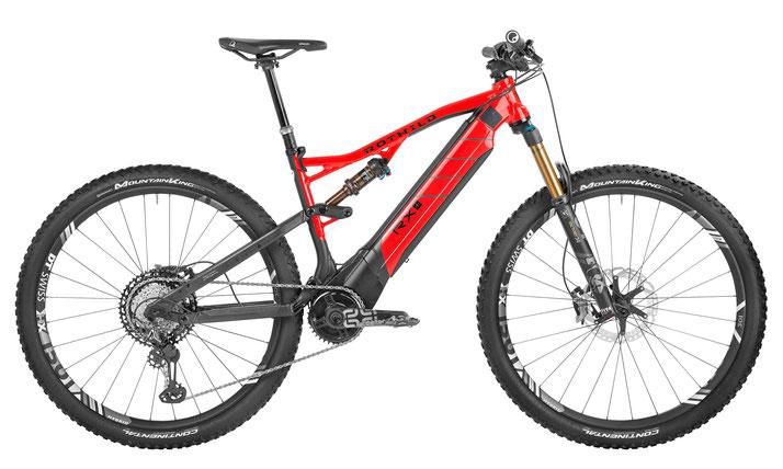 Rotwild R.X+ Transalp Pro e-Mountainbike 2019