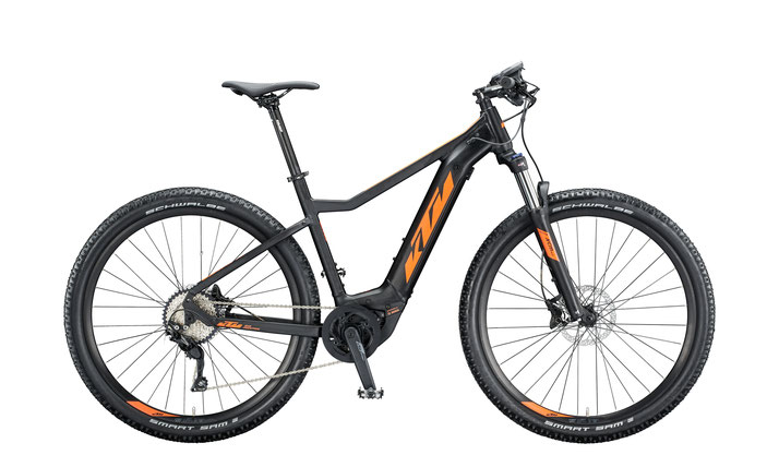 KTM Macina Race 291 e-Mountainbike 2020
