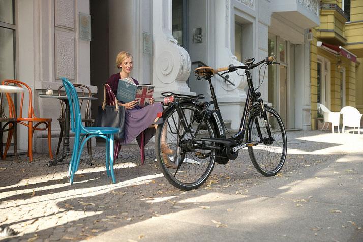 Raleigh e-Bikes 2016