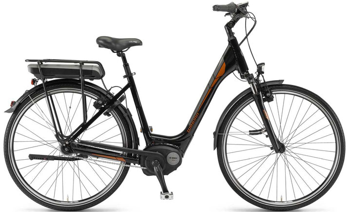Winora City e-Bike B 270.F - 2017