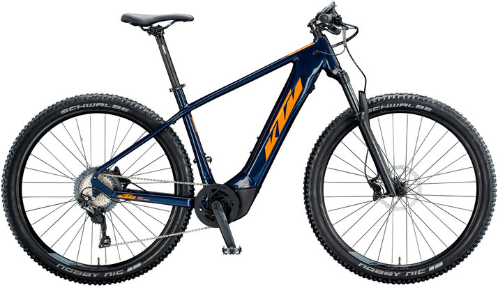 KTM Macina Team 292 Glory e-Mountainbikes 2020