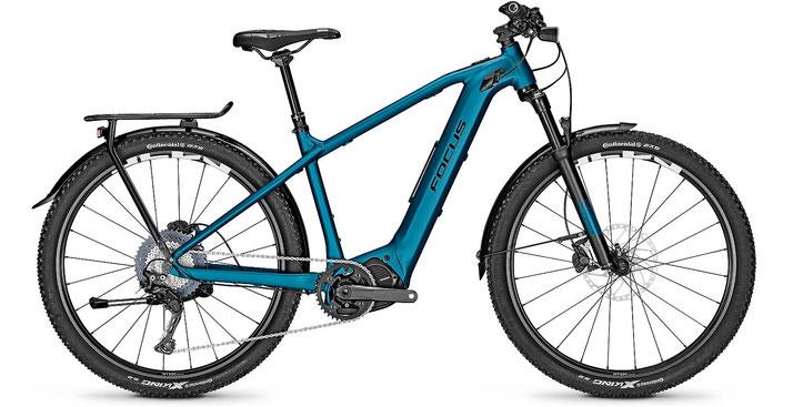 Focus Aventura² 9.8 Trekking e-Bike 2019