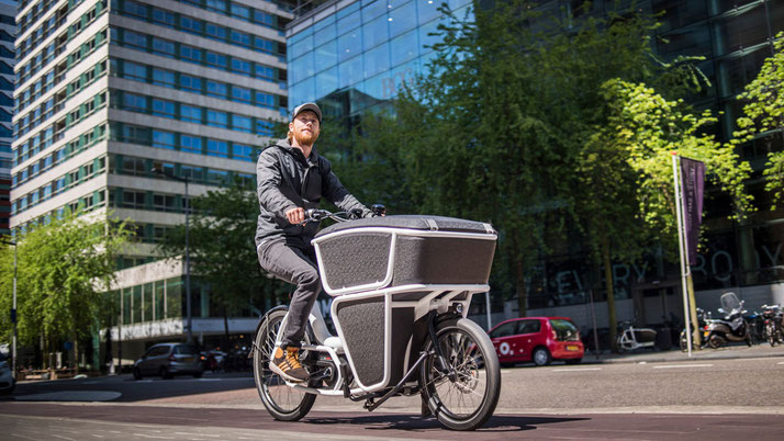 Urban Arrow e-Cargobike Shorty