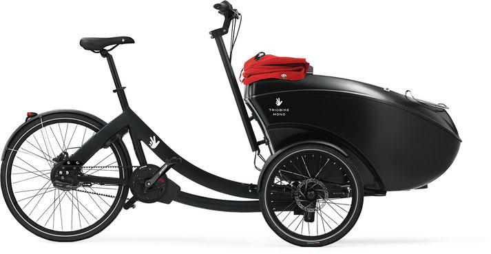 Triobike Mono E - Cargobike - 2019
