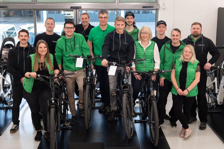 Ihre e-Cargobike Spezialisten in Dietikon bei Zürich