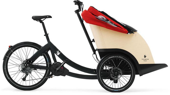 Triobike Taxi - Cargobike - 2021