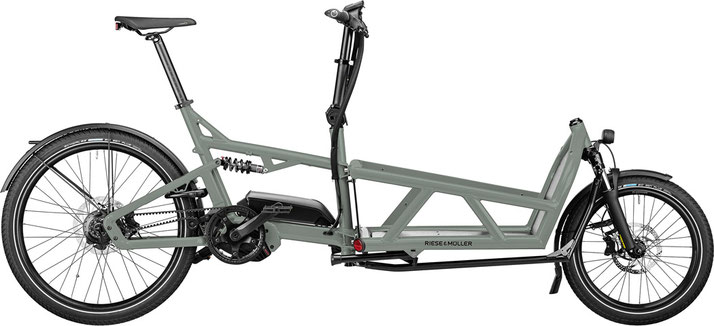 Riese und Müller Load 75 touring / touring HS - 2021