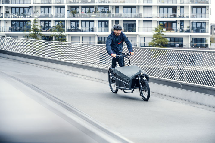 Riese und Müller Cargo e-Bike / Lastenvelo Load 2022
