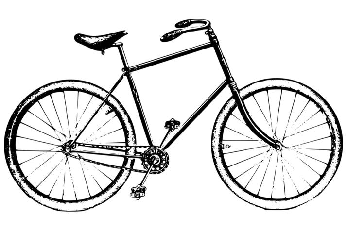 Das moderne Fahrrad