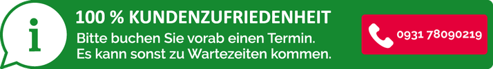 Banner Terminbuchung e-motion e-Bike Welt Würzburg