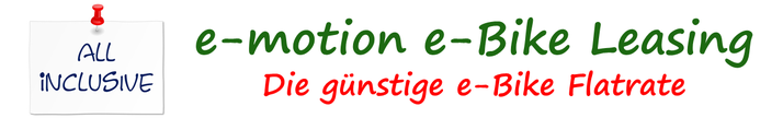 e-Bike Leasing in Hannover - Jobrad Dienstrad
