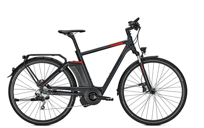 Raleigh Ashford - City e-Bike / Trekking e-Bike - 2018