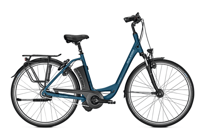 Raleigh Corby 7 - City e-Bike – 2018