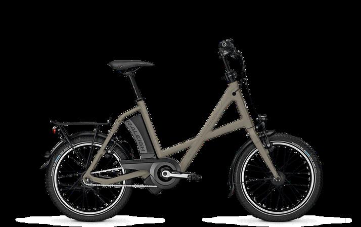 Raleigh Leeds Compact mit oder ohne Rücktritt - Kompakt e-Bike - 2018