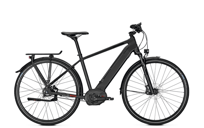Raleigh Kent Premium - City e-Bike / Trekking e-Bike - 2018