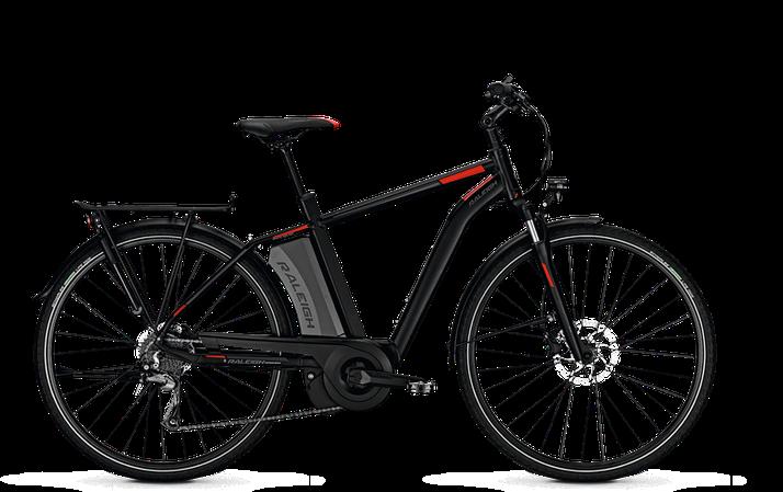 Raleigh Stoker Impulse 9 - Trekking e-Bike - 2018