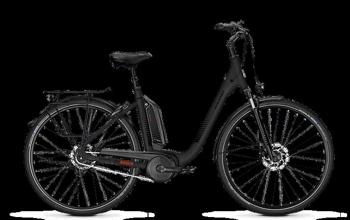 Raleigh Kingston e-Bikes - 2018