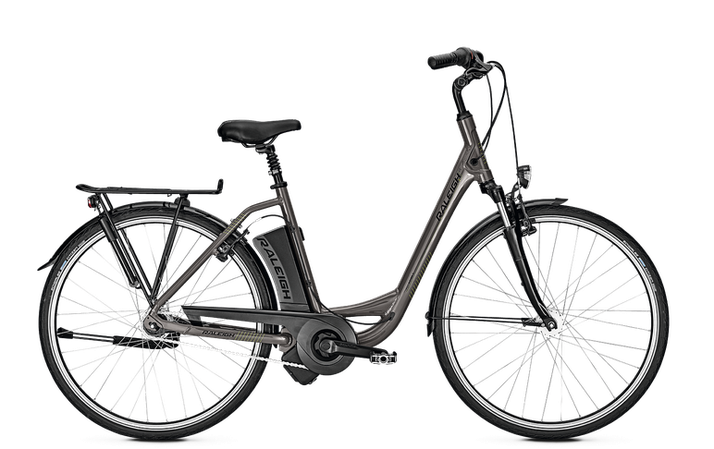 Raleigh Dover Impulse 7 / 7R - City e-Bike - 2018