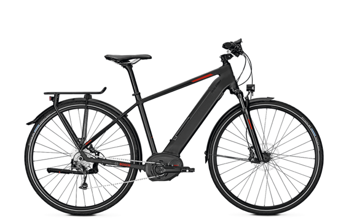 Raleigh Kent 9 - City e-Bike / Trekking e-Bike - 2018