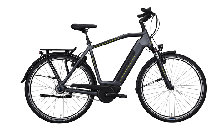 Hercules Robert/a Deluxe I-F8 - City e-Bike 2019