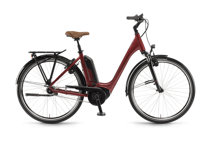 Winora Sinus Tria N7 - City e-Bike - 2019