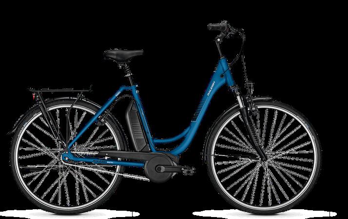 Raleigh Jersey e-Bikes 2018