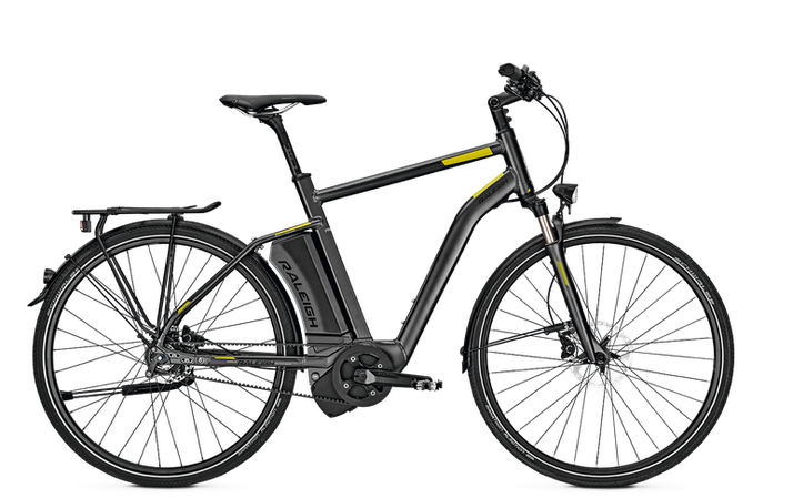 Raleigh Stoker Impulse 8 Premium - Trekking e-Bike - 2018